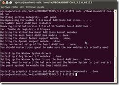 Instalación Linux: instalando