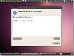 Iniciar Dropbox
