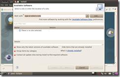 Eclipse - Software disponible