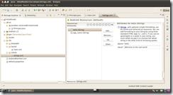 Editor visual para cadenas de texto
