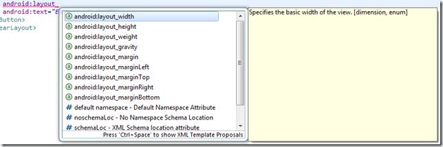 0029.01 - Asistencia contextual para archivos XML en Eclipse