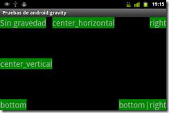 Usos básicos de la gravedad